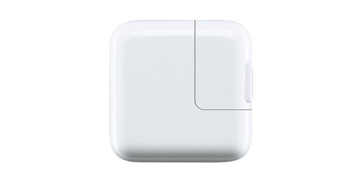 アンペア数の高いiPad用の充電器
