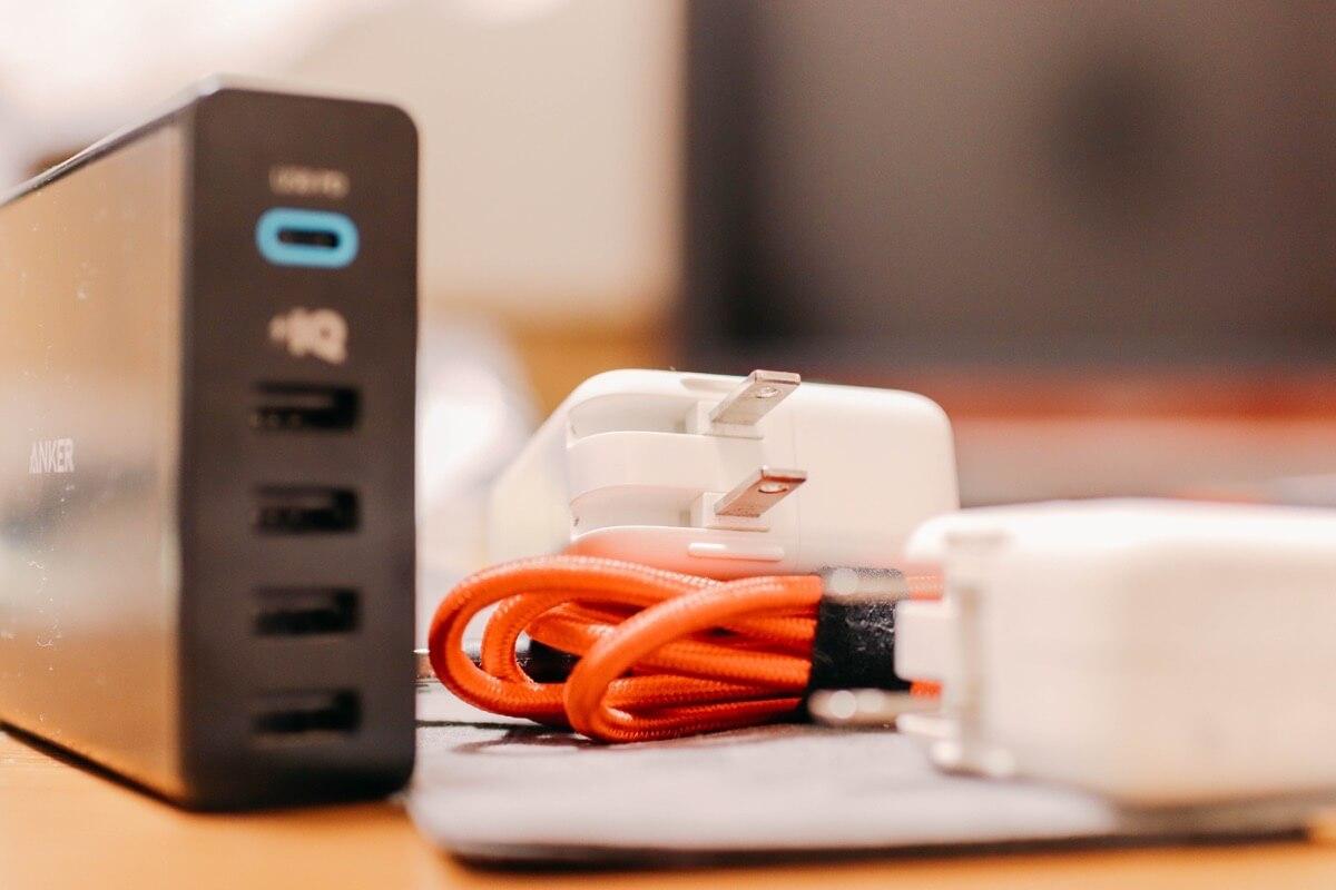 USB充電器のおすすめメイン画像