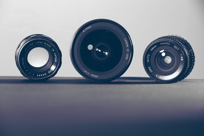 Old lens 1