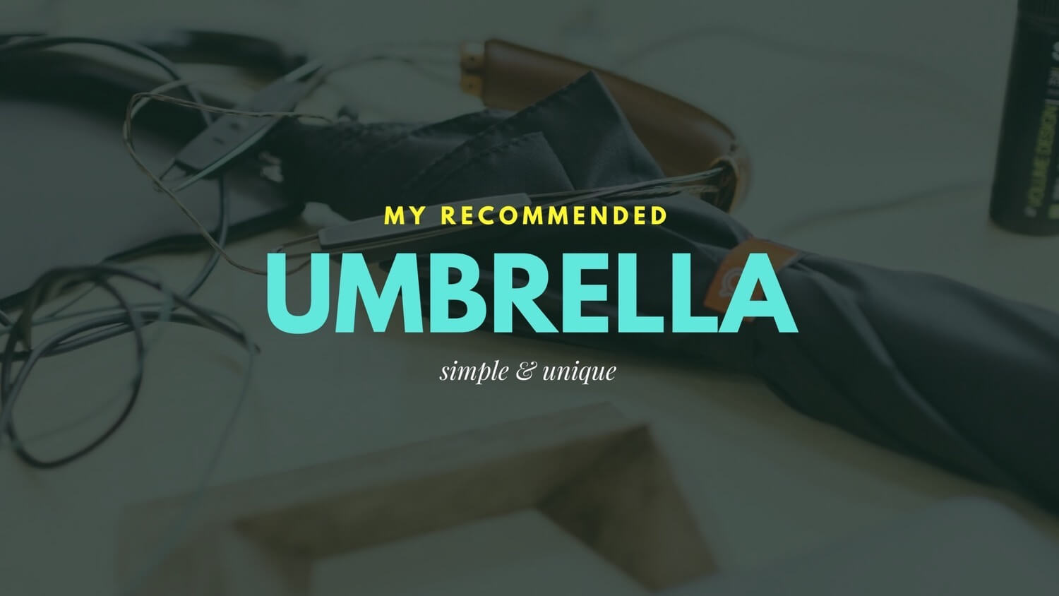 Unique umbrella6