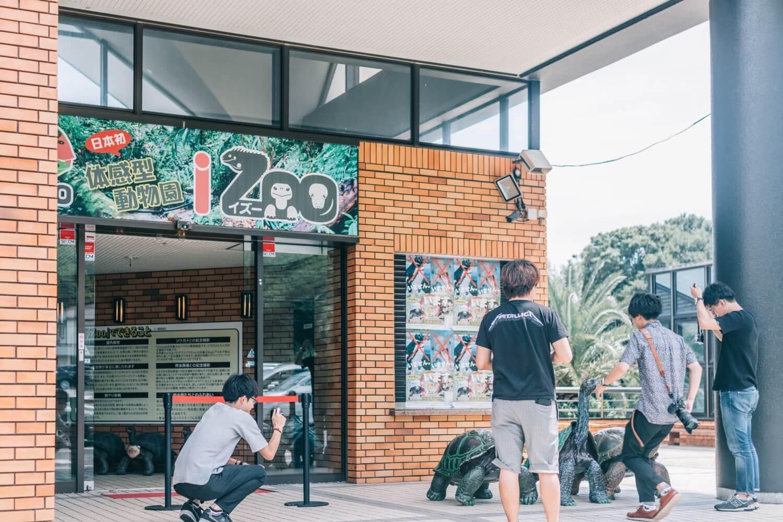 触れる!伊豆にある体験型動物園 iZoo(イズー)が想像以上にみんなで楽しめるスポットでした。
