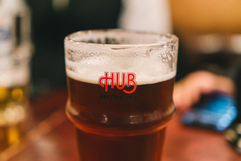 α6000のビールの作例