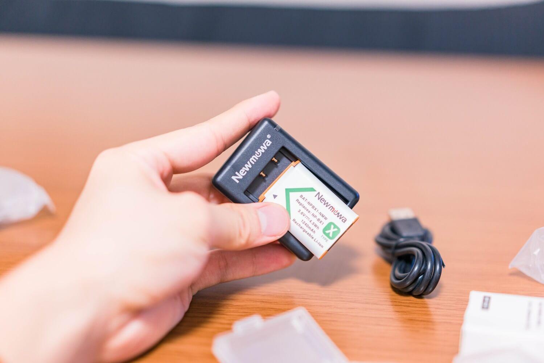Newmowa battery 4