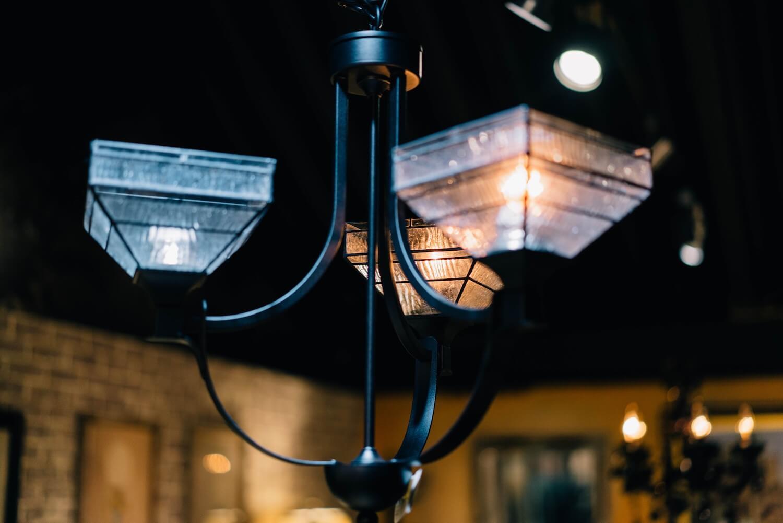 secretGATE(シークレットゲート)の照明