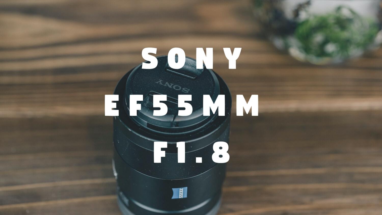 SONY SEL55F18Zレビュー!撮りやすい画角と最高の解像感を得られる神レンズ