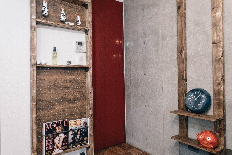 Diy magazine shelf 28