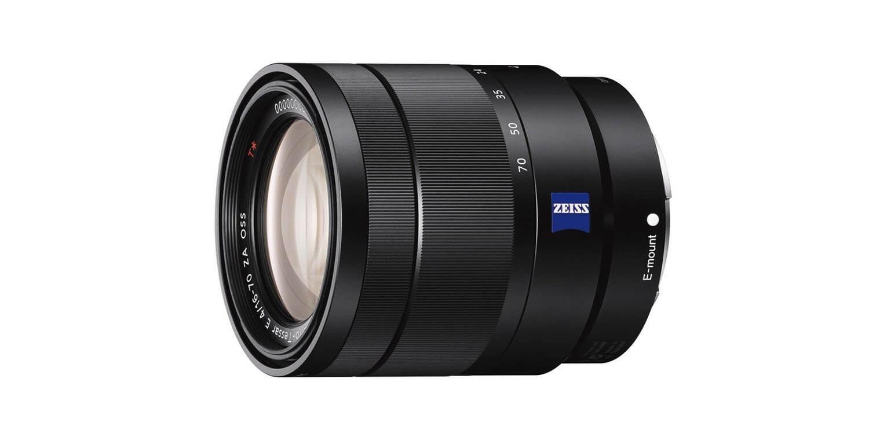 E mount lens 3