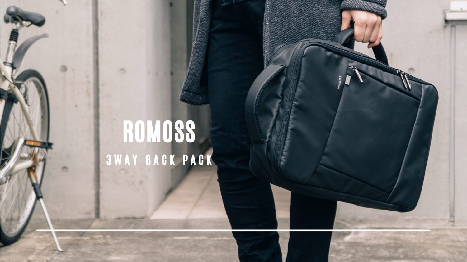 Romoss backpack main1
