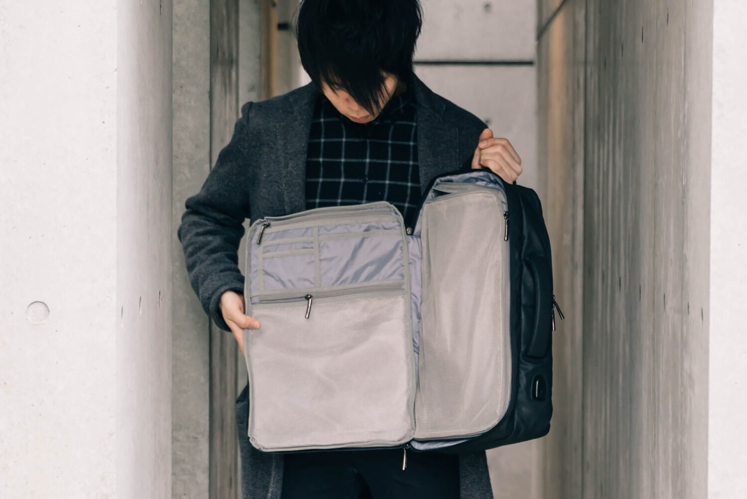 Romoss backpack15