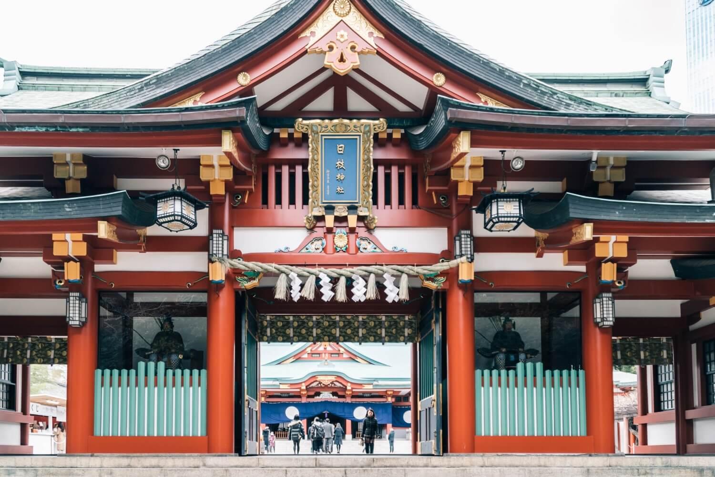 大きな神門