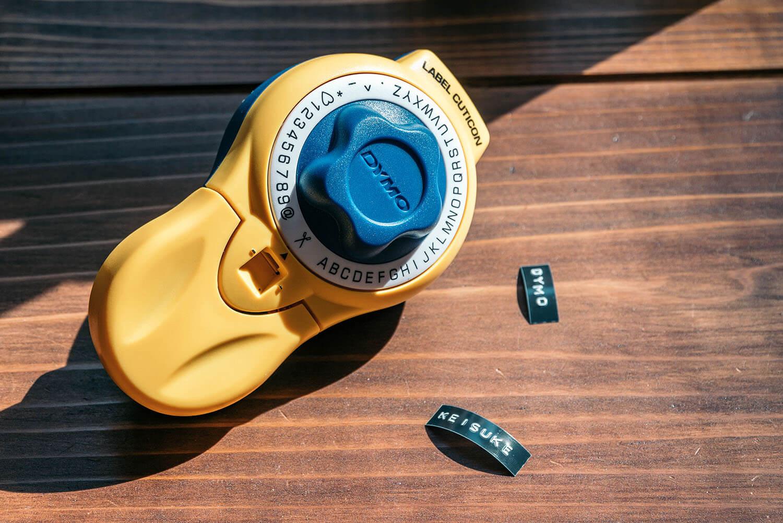 Dymo テープライター