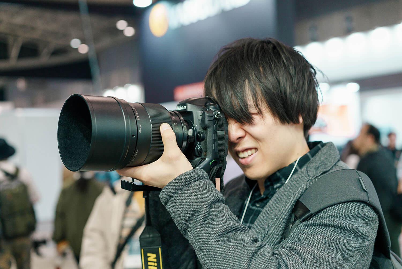 一年に一回のカメラの祭典「CP+(シーピープラス)」に行ってきた!