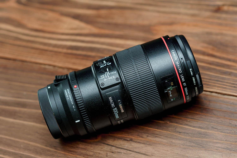 EF100mm F2.8L
