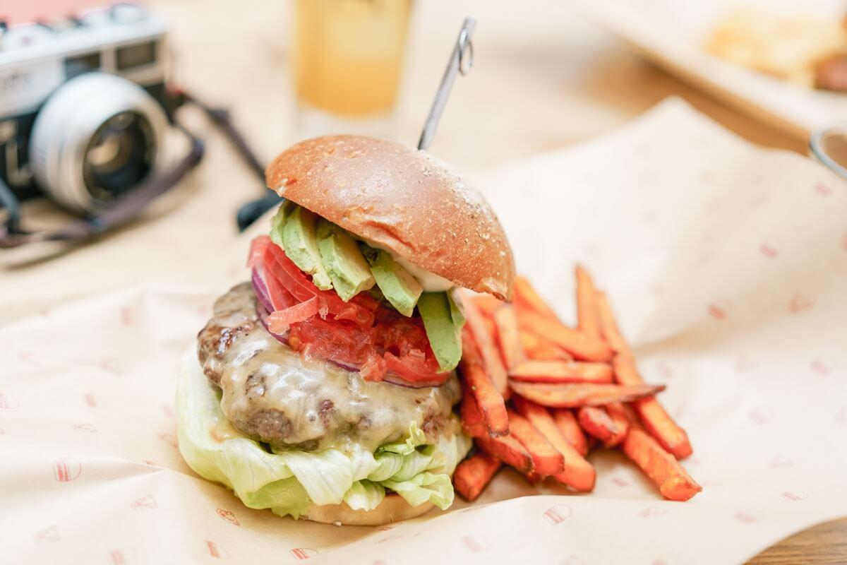 Bare burger 9