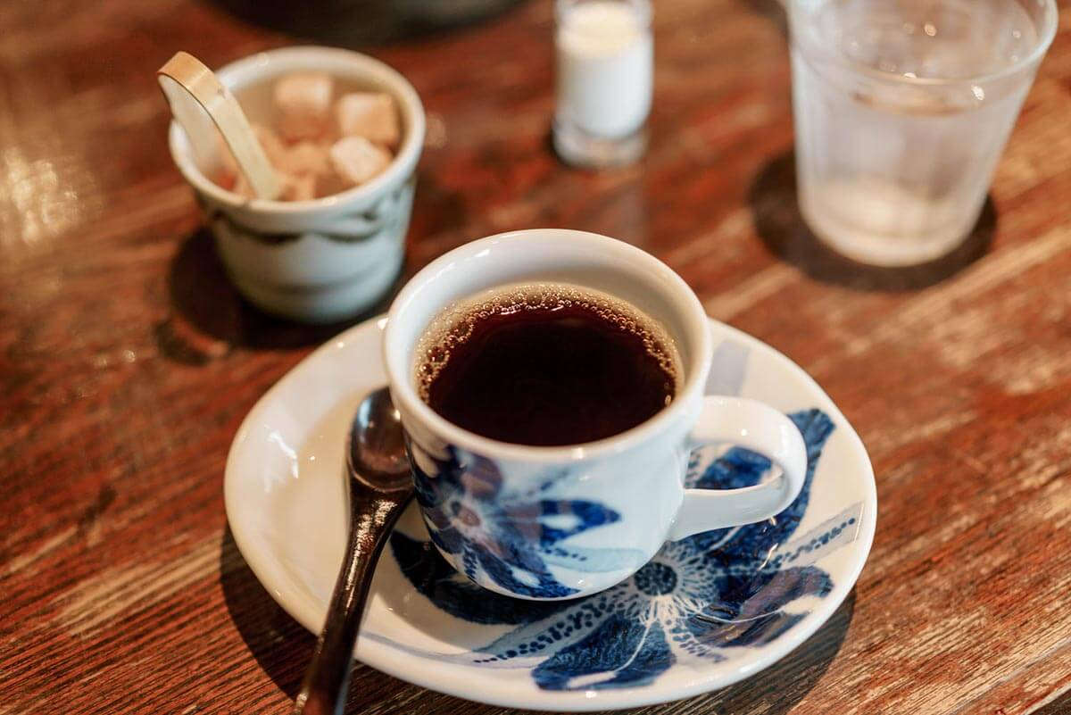 イルガチェフェナチュラルというコーヒー