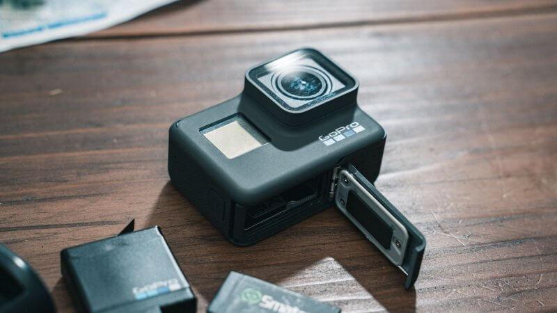 GoProはバッテリーに気を付けたほうが良い