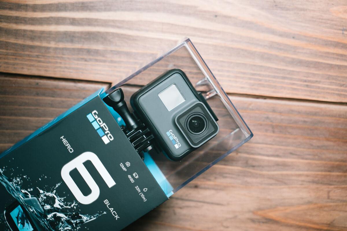 GoProとiPhoneは違う。思い出を余すことなく写しこむ、ポケットサイズのカメラが心強い。