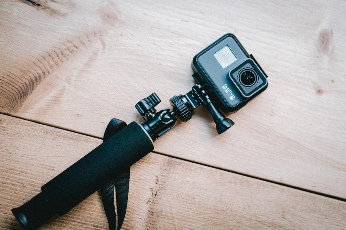 Velbonの自撮り棒 ULTRA STICK SELFIE(ウルトラスティックセルフィー)
