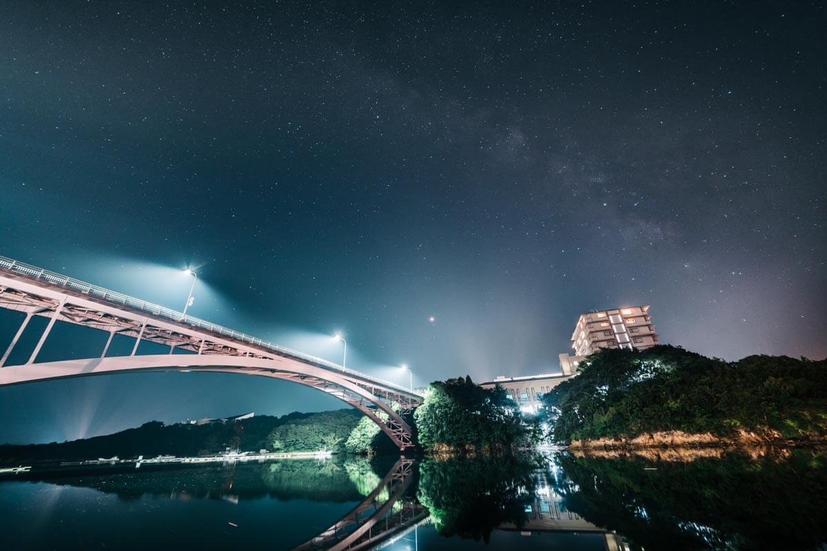 Samyang 14mm F2.8で撮影した三重の星空