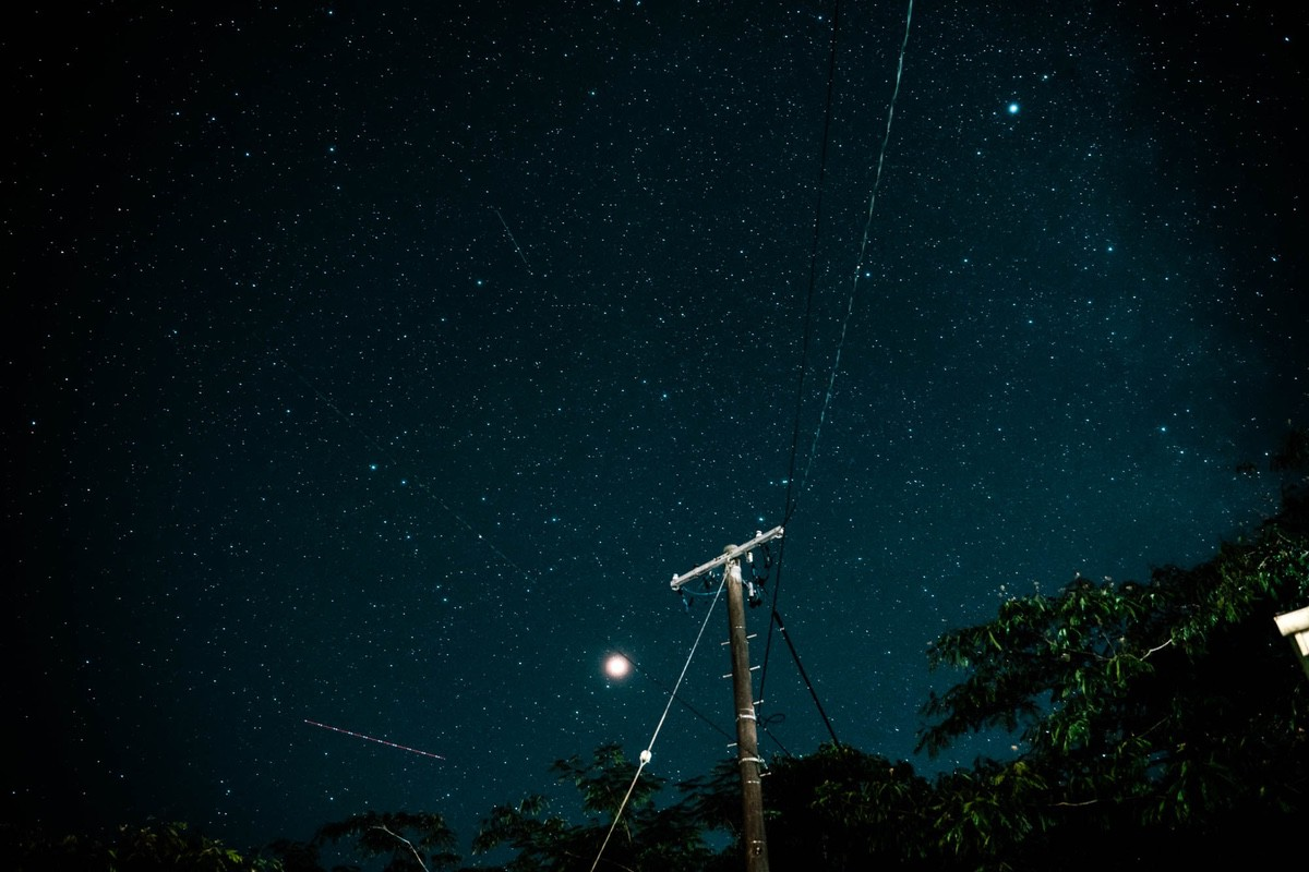 TAMRON 28-75 F2.8で撮影下星空