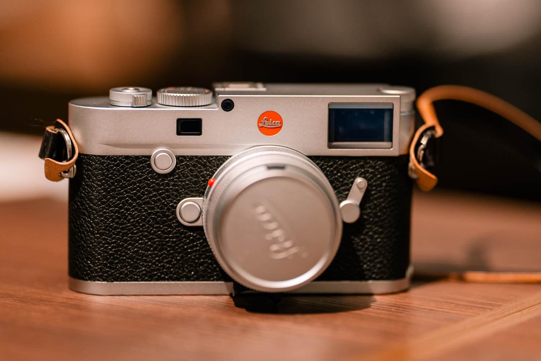 SIGMA 135mm で撮影した、Leica M10