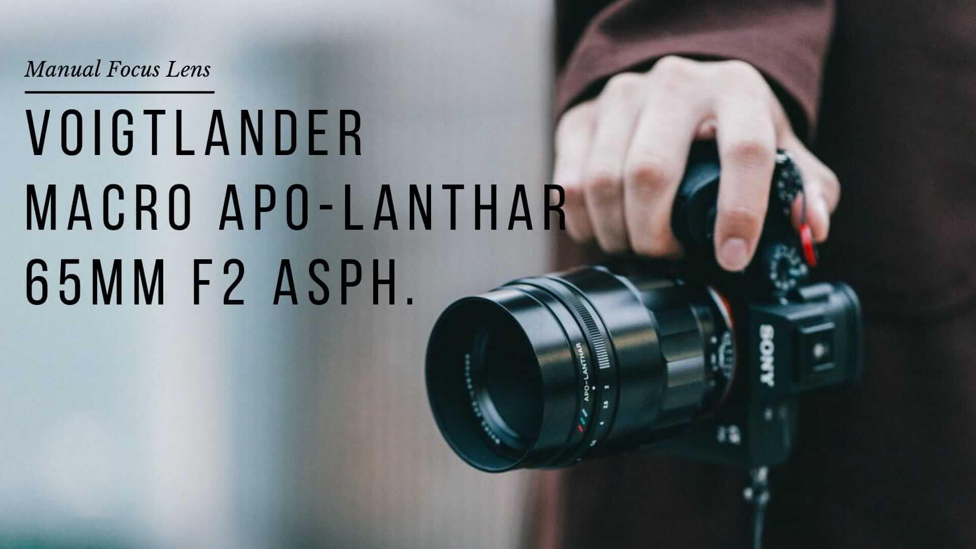 撮影者を魅了する孤高のレンズ。Voigtlander(フォクトレンダー)65mm f2 レビュー。