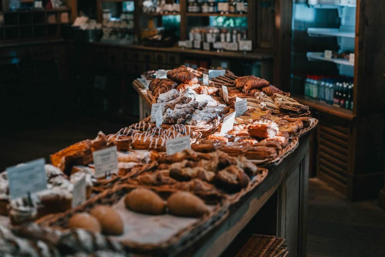 Le Pain Quotidian(ル・パン・コティディアン)のパン