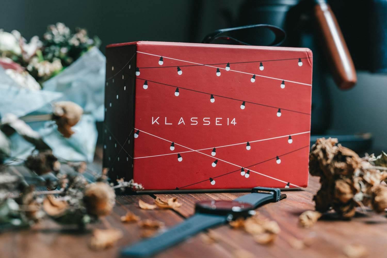 KLASSE14の箱