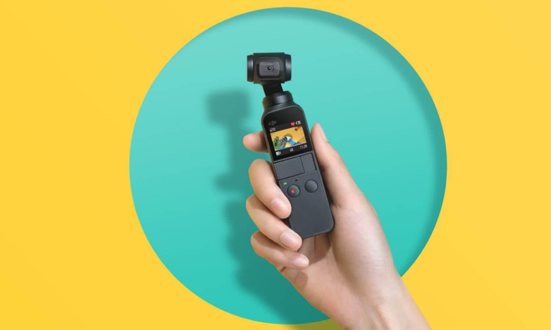 Osmo Pocketのメイン画像