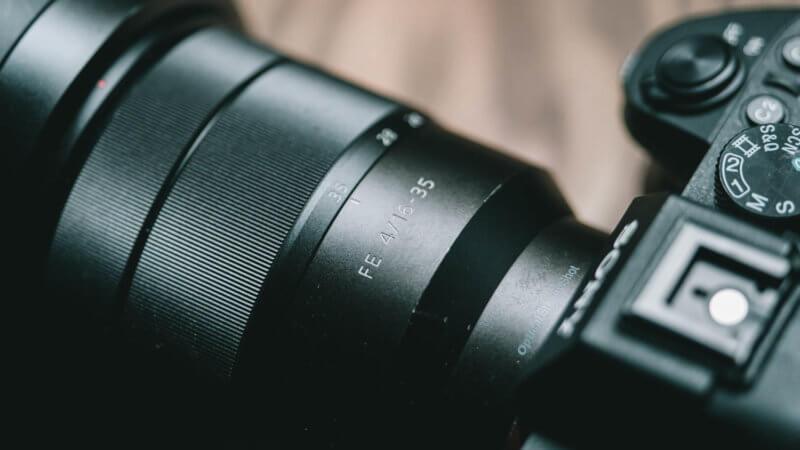 SONY 16-35mmのメイン画像