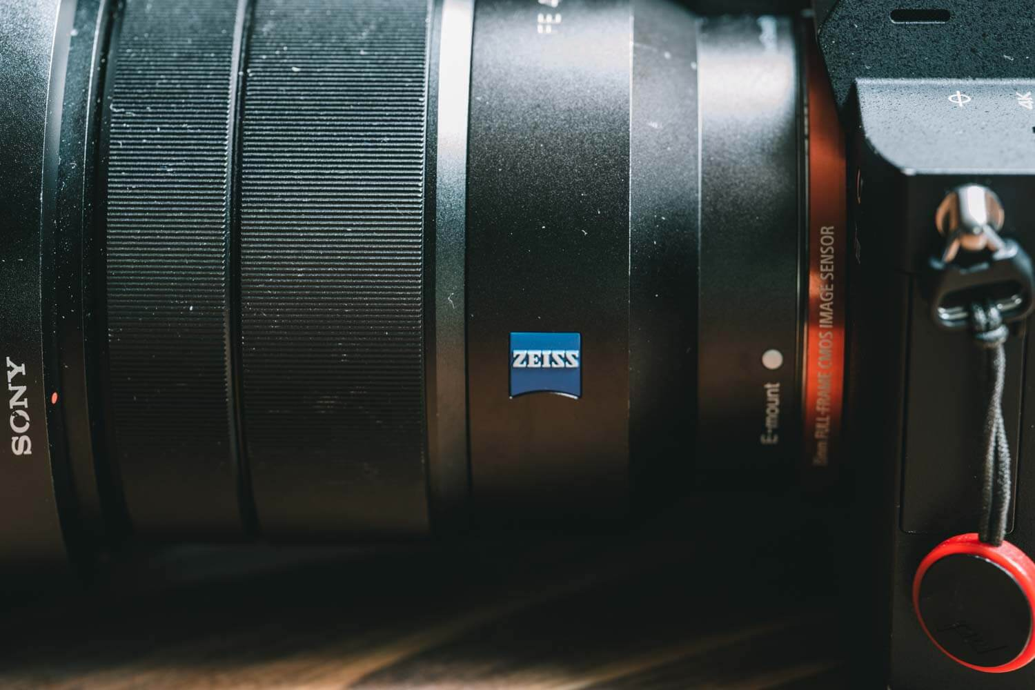 Zeissのロゴ