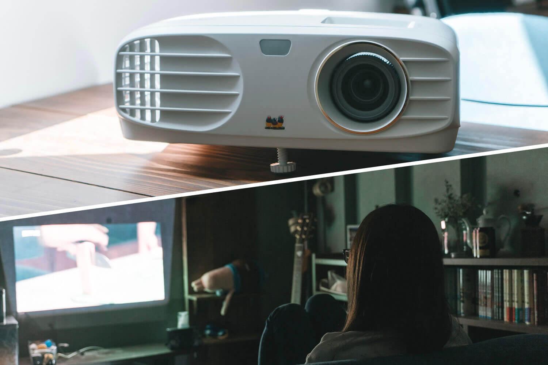 プロジェクターってこんなに進化してるのか!テレビ超えのキレを錯覚する ビューソニック『PX727-4K』【PR】