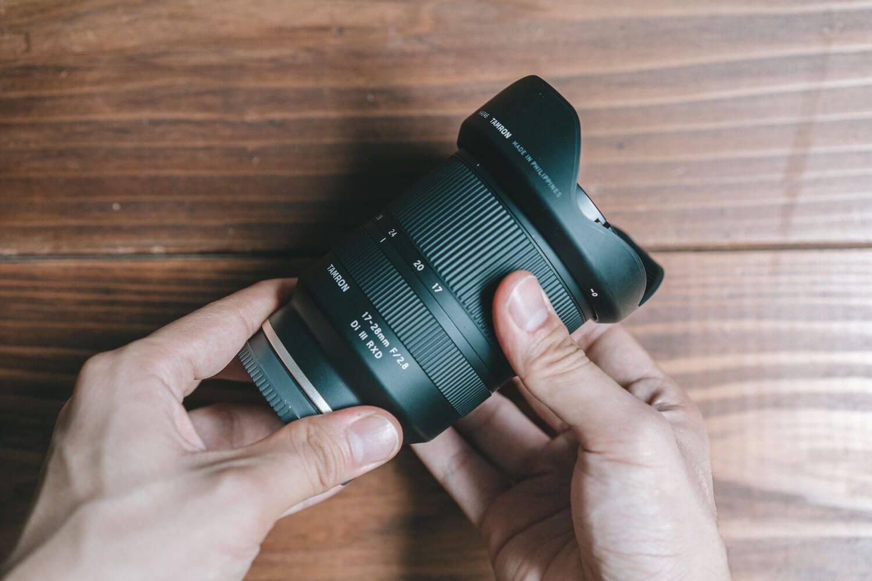 tamron 17-28mm F2.8のメイン画像